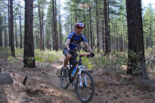 Fun Ride In Bend, OR